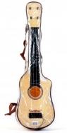 Gitara plastikowa w pokrowcu