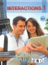 Interactions 1 Podręcznik z ćwiczeniami + klucz + DVD