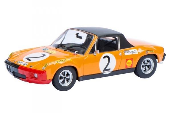 SCHUCO Porsche 914/6 #2 Steckkonig