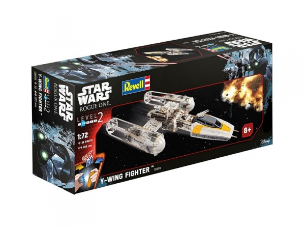 Y-Wing Fighter (06699)