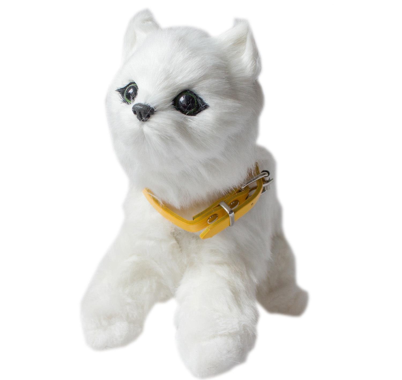 Interaktywny kotek biały (107998)