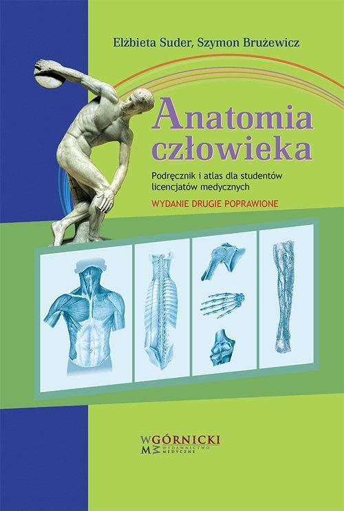 Anatomia człowieka Suder Elżbieta, Brużewicz Szymon