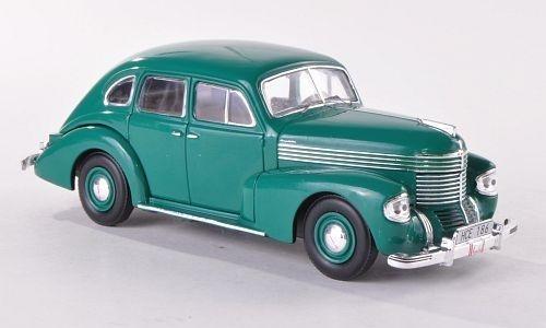 IXO Opel Kapitän 4-door 1939 (green)