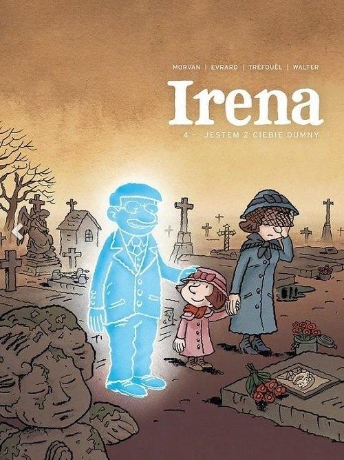 Irena 4 Jestem z ciebie dumny / Timof praca zbiorowa