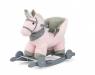 Koń na biegunach Polly różowy (23999) od 12 miesięcy