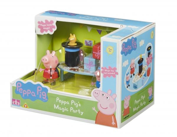 Peppa zestaw magika (06199)