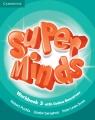 Super Minds 3 Workbook with Online Resources