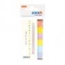Zakładki indeks. papierowe mix 6 kol. neon Candy