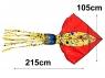 Latawiec Adar rakieta 100 cm (495999)