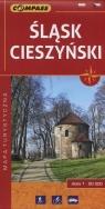 Śląsk Cieszyński mapa turystyczna 1:90 000