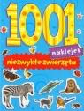 1001 naklejek Niezwykłe zwierzęta