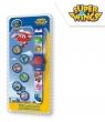 Zegarek elektroniczny + 6 tarcz Super Wings