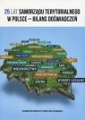 25 lat samorządu terytorialnego w Polsce bilans doświadczeń