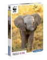 Puzzle WWF 104 Little Elephant (27999)